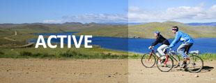 Mongolia active adventure tours