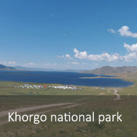 Mongolian most beautiful attractions