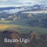 Mongolia top destinations