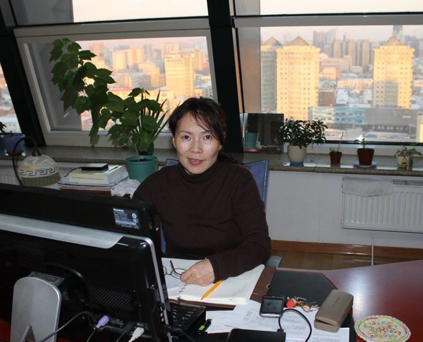 Mongolia tour agency director