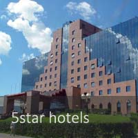 Hotels in Mongolia