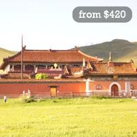Mongolia culture tours