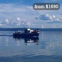 Mongolia lakes tours