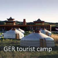 Mongolia ger camp