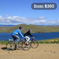 Mongolia bike tours