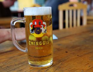 Mongolian beer