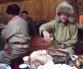 Visit real Mongolia