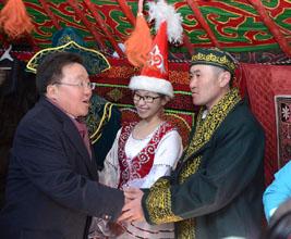 Mongolian events