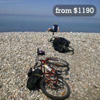 Mountain bike tours Mongolia