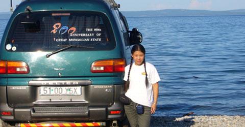 Mongolia tour guide